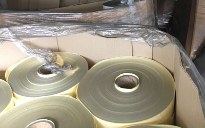 Used Silicon Papers Short Rolls