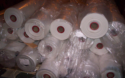 LDPE A Grade Film on Rolls